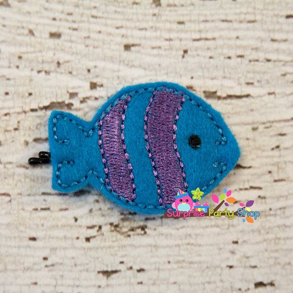 Fish Bobby Pin Buddie Hair Accessories by SurprisePartyShop