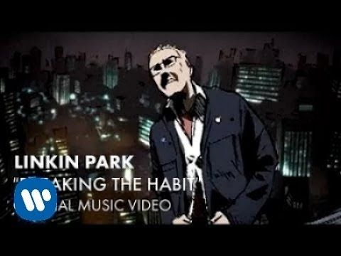 Linkin Park - Breaking The Habit (Official Music Video)