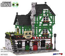 lego friends farm house instructions