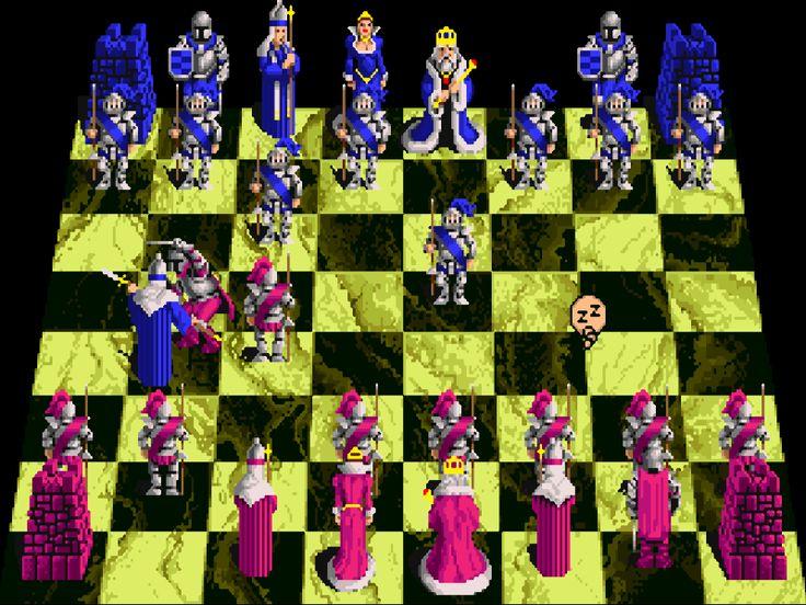 Battle Chess Amiga) Battle chess, Classic