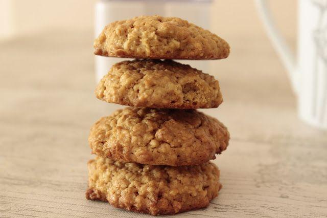 Recomiendo by Pola & Cleme: Galletas de avena. Oatmeal cookies. Yummy!