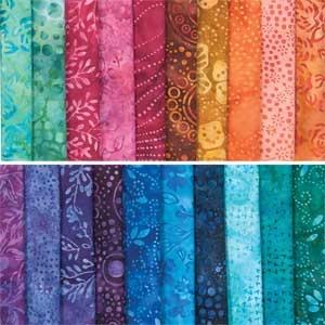 Batik Jewels Collection