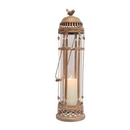 Large Bird Lantern