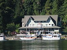 Indian Arm - Wikipedia, the free encyclopedia