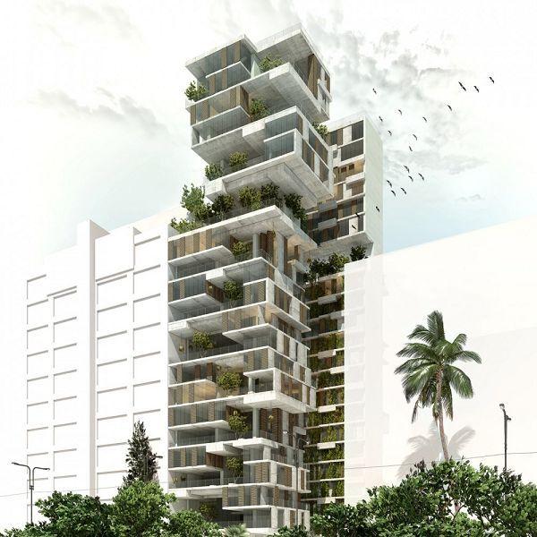 M s de 25 ideas incre bles sobre edificios modernos en for Diseno de edificios