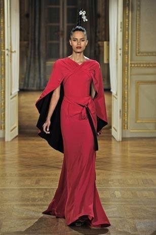 În Paris moda este la ea acasă