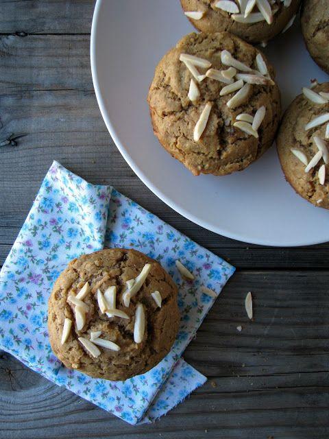 buckwheat, apple, & ginger muffins // my darling lemon thyme