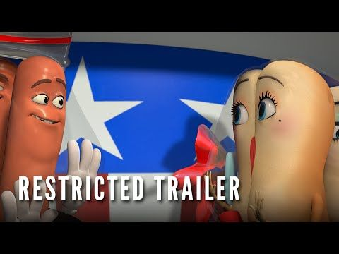 Sony Pictures Entertainment: SAUSAGE PARTY - Official Restricted Trailer #2