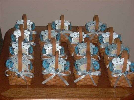 Baby Shower Party Favors Ideas Do Yourself