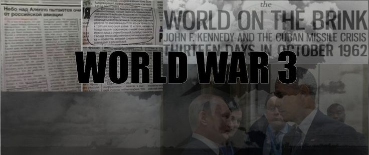 Gear Up? Russian Newspaper Predicts 'Direct Military Conflict' With USA Will Lead to Third World War - https://freedomfightertimes.com/conflicts/cold-war/russian-newspaper-direct-military-conflict-syrian-crisis-cuban-missile-crisis/