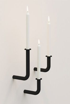 WALL OF FLAME CANDLEHOLDER BY FREDERIK ROIJÉ