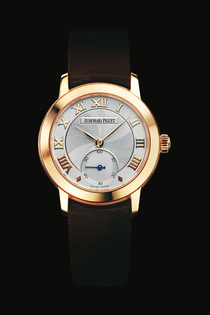 Click Image Above To Purchase: Audemars Piguet Jules Audemars Manual  Winding Ladies Watch