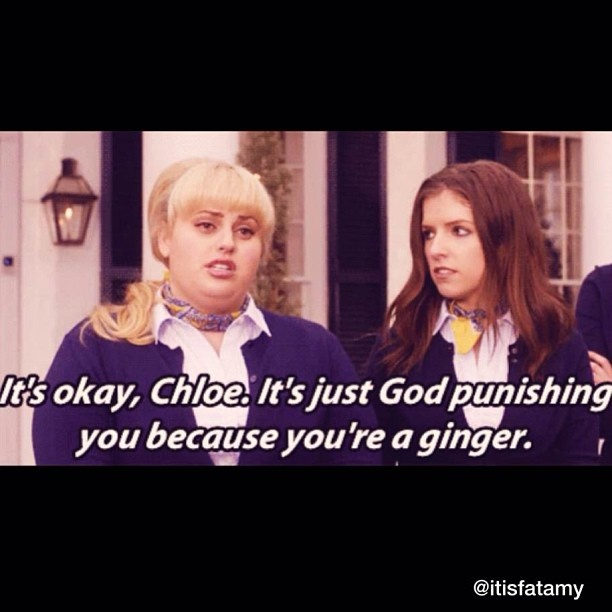 Hilarious Quotes From Pitch Perfect The 25+ best Gi...