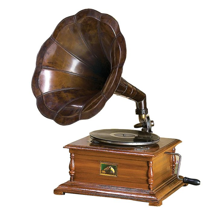 Gramophone......co-invented by Alexander Graham Bell & Emile Berliner in 1889