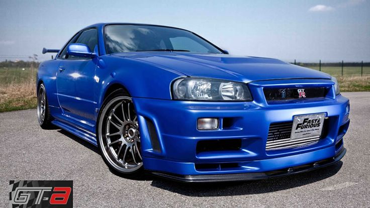 Paul Walker's Furious Nissan Skyline for Sale, Again [w/ video] - Read more: http://tagmyride.mobi/paul-walkers-furious-nissan-skyline-for-sale-again-w-video/ #automotive #tagmyride