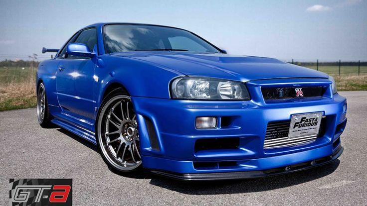 Paul Walker's Furious Nissan Skyline for Sale, Again [w/ video] - Read more: http://tagmyride.mobi/paul-walkers-furious-nissan-skyline-for-sale-again-w-video/ #automotive #tagmyride