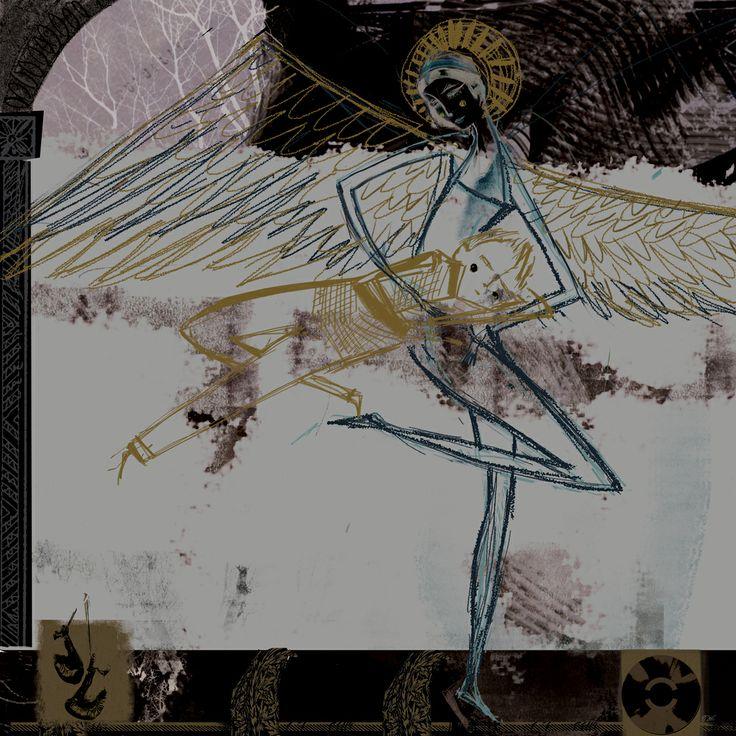 Mein Engel - by sigrid thaler