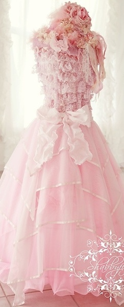 Stunning Pink Gown