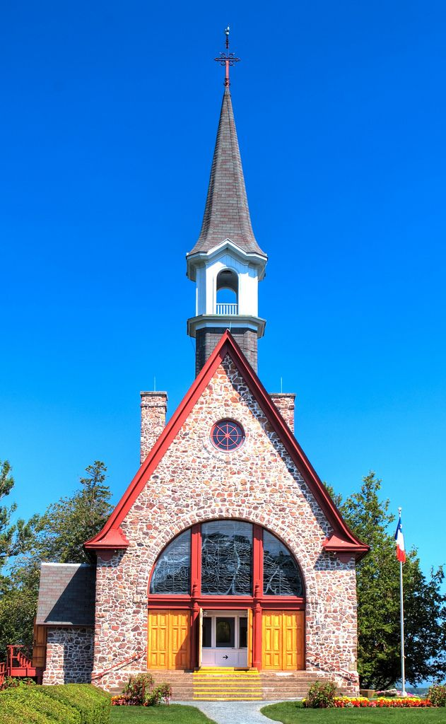 Acadian Church, Wolfville, Nova Scotia