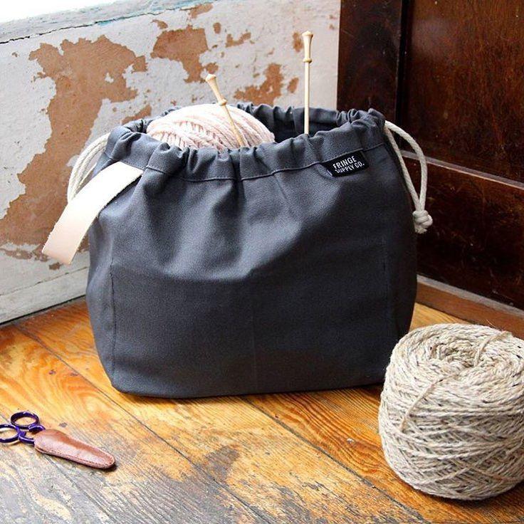 Charcoal Field Bag