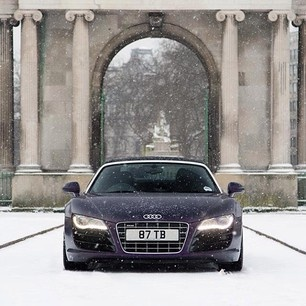 Magical Audi R8!