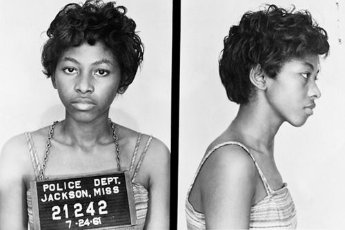 Kredelle Petway    Born in Camden, Alabama in 1941, Kredelle Petway was a student at Florida A & M University in Tallahassee, Florida when she was arrested for her participation in the Freedom Rides during the summer of 1961. Petway, along with her father, brother and Cecil A. Thomas, participated in a Freedom Ride from Montgomery, Alabama to Jackson, Mississippi where the group was arrested in the Jackson airport on July 24, 1961.