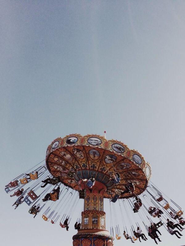 Swing carousel//