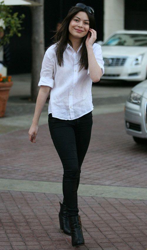 Miranda Cosgrove - www.wearelse.com - #fashion #style ~ whoa where did our icarly go?!