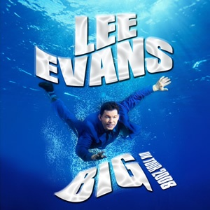 Lee Evans Big Tour