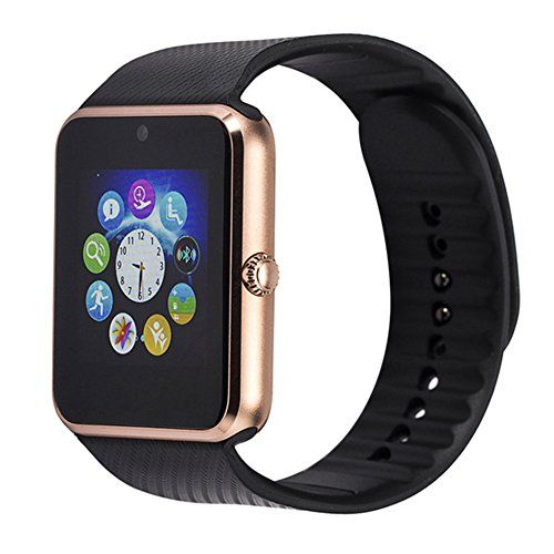 KANSA Sports 2017 Bluetooth Smart Watch GT08 for iPhone 7 plus/7/6s/6 and 4.2 Android or Above Smartphones,With Camera SIM Card Slot Sport Activity Wearable Device Sport Clock (Gold) -  https://www.wahmmo.com/kansa-sports-2017-bluetooth-smart-watch-gt08-for-iphone-7-plus76s6-and-4-2-android-or-above-smartphoneswith-camera-sim-card-slot-sport-activity-wearable-device-sport-clock-gold/ -  - WAHMMO
