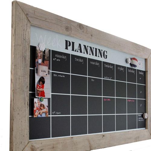 Weekplanner!