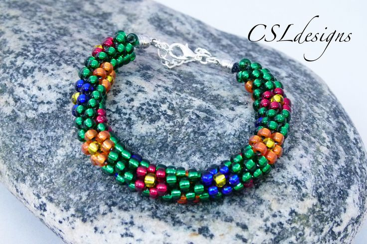Beaded Kumihimo Tutorials Csldesigns Projects To Try