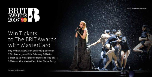 Source: Win Tickets to The BRIT Awards