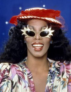 "<b>""The Queen of Disco"" <a href=""http://www.buzzfeed.com/annanorth/donna-summer-has-died-at-63"">died today at 63</a>.</b> She leaves behind a legacy of beautiful music — and beautiful photos. Here's a look back at her life of sequins, fabulous hair and sartorial surprises."