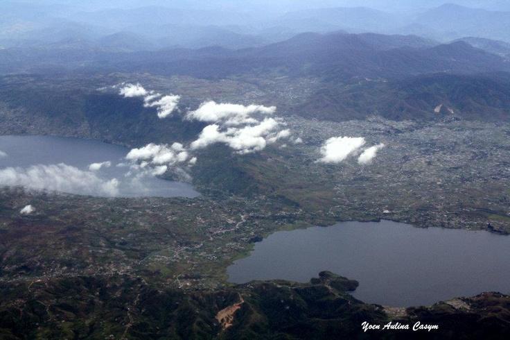 danau ateh danau bawah