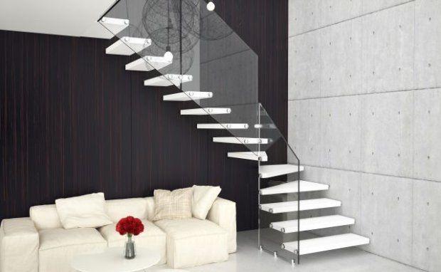 Zdjęcie numer 2 w galerii - Moda na minimalizm - nowe trendy w projektach schodów wewnętrznych Rintal Polska
