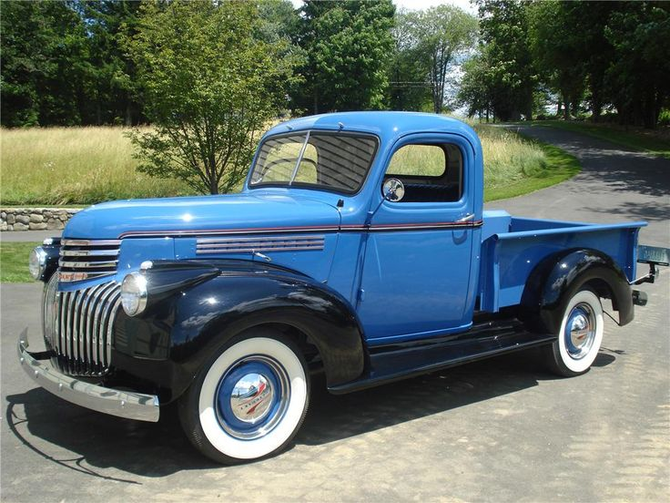 1946 CHEVROLET 3100 CUSTOM PICKUP - Barrett-Jackson Auction ...