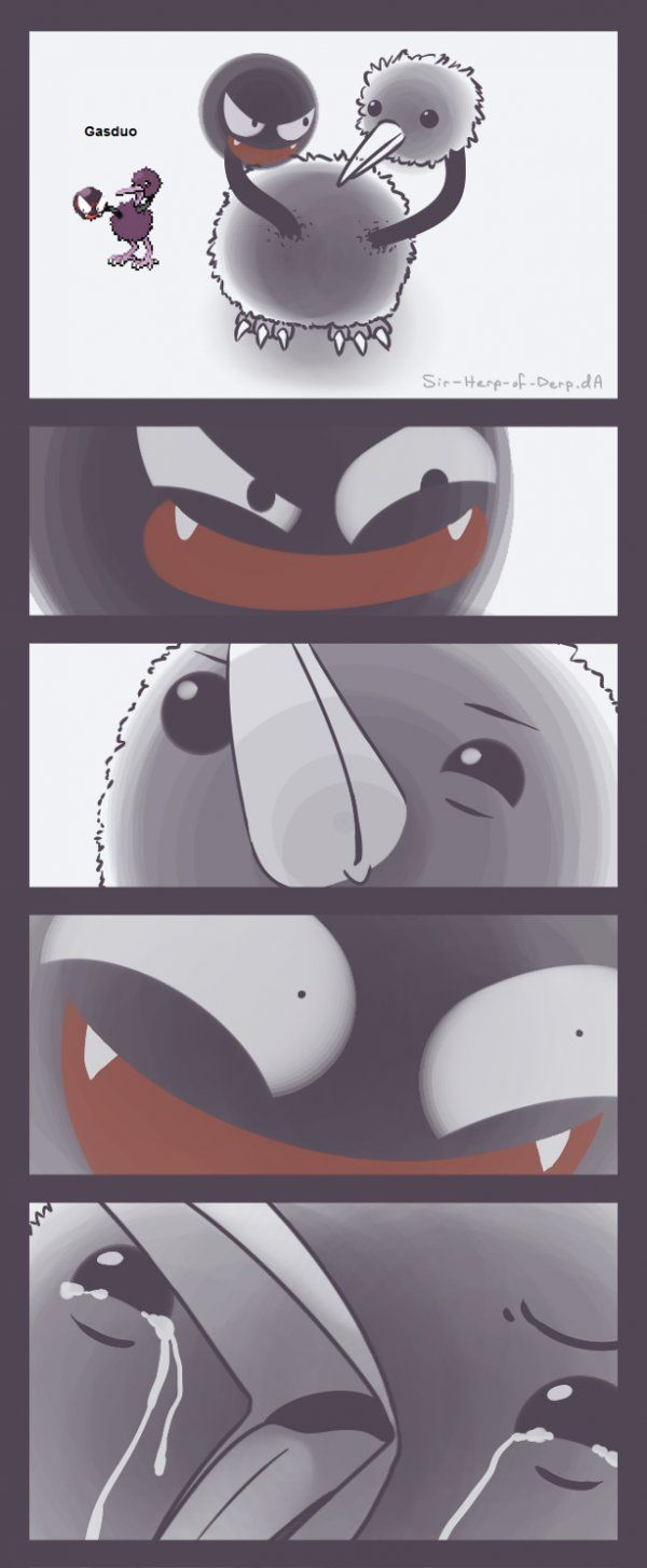 More Pokemon Fusion Fan Art