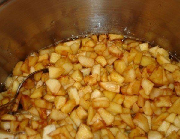 Яблочная начинка с корицей для пирогов / IP Neo