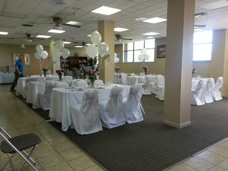 88 best images about parents 25th wedding anniversary on pinterest silver table ceilings and - Decoracion de bodas de plata ...