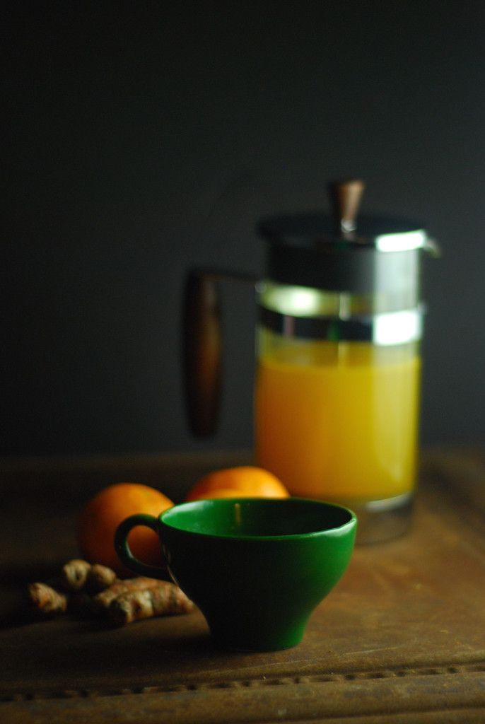 Healthy turmeric tea is one of my favorite ways to keep out the cold and to keep my skin healthy during winter. The ginger and black pepper add just the right amount of spice.