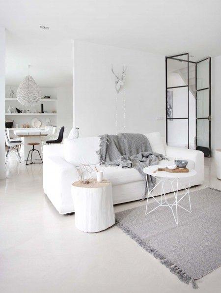194 besten Wohnzimmer \/ Living Room Bilder auf Pinterest - wohnzimmer skandinavisch gestalten