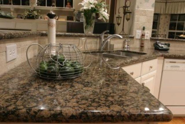 17 Ideas About Brown Granite On Pinterest Traditional Kitchens Dark Granite And Dark Granite
