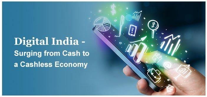 Demonetisation : Cashless economy profits and threats