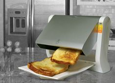toaster. there's something with me and toasters