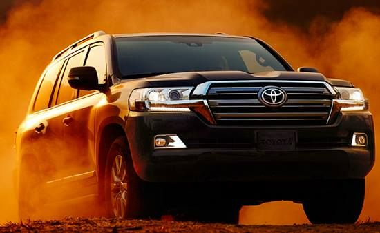 2019 Toyota Land Cruiser Prado Redesign
