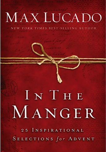 e-Book Sale: In The Manger {by Max Lucado} ~ $2.99! #Christmas #books #thefrugalgirls
