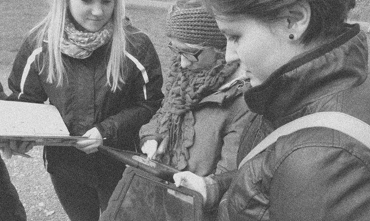 Mobiles Lernen mit dem iBook an den Externsteinen - Kooperation mit der Uni Bielefeld