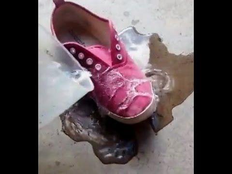 Δείτε πως θα κάνετε τα παπούτσια σας αδιάβροχα στο άψε σβήσε! ΒΙΝΤΕΟ