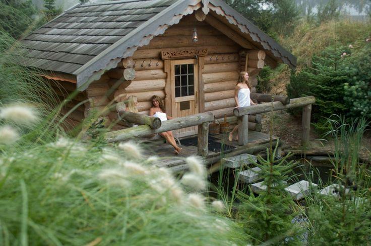 Russische Banja sauna wellnessresort Elysium, Bleiswijk, the Netherlands